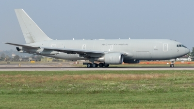 Photo ID 217422 by Luca Bani. Italy Air Force Boeing KC 767A 767 2EY ER, MM62228