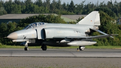 Photo ID 25130 by Klemens Hoevel. Germany Air Force McDonnell Douglas F 4F Phantom II, 37 92