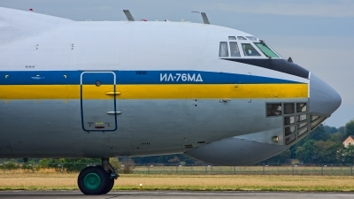 Photo ID 217431 by Radim Spalek. Ukraine Air Force Ilyushin IL 76MD, UR 76413