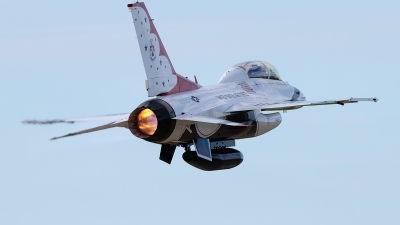 Photo ID 217463 by Brandon Thetford. USA Air Force General Dynamics F 16D Fighting Falcon,