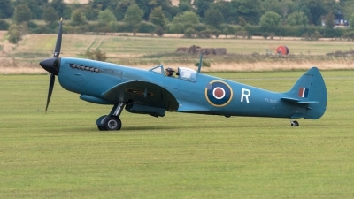 Photo ID 217487 by Hans Rödel. Private Private Supermarine 365 Spitfire PR11, G MKXI