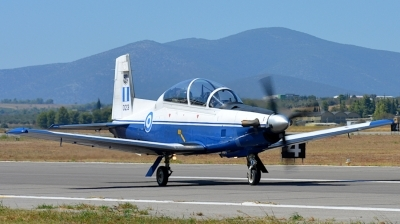 Photo ID 217495 by Vangelis Kontogeorgakos. Greece Air Force Raytheon T 6A Texan II, 023