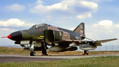Photo ID 217557 by Gerrit Kok Collection. USA Air Force McDonnell Douglas F 4G Phantom II, 69 7268