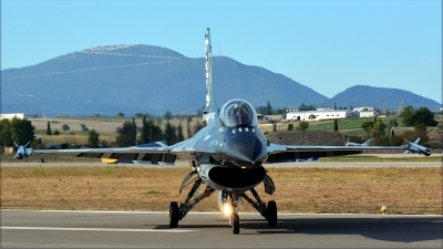 Photo ID 217635 by Vangelis Kontogeorgakos. Belgium Air Force General Dynamics F 16AM Fighting Falcon, FA 123