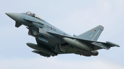 Photo ID 217664 by Maurice Kockro. Germany Air Force Eurofighter EF 2000 Typhoon S, 30 94