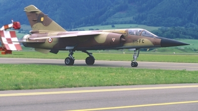 Photo ID 217787 by Chris Hauser. France Air Force Dassault Mirage F1C, 90