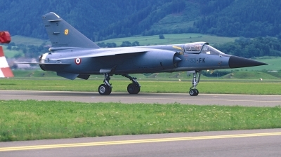 Photo ID 217786 by Chris Hauser. France Air Force Dassault Mirage F1C, 15
