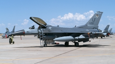 Photo ID 217690 by Henk Schuitemaker. USA Air Force General Dynamics F 16C Fighting Falcon, 84 1297