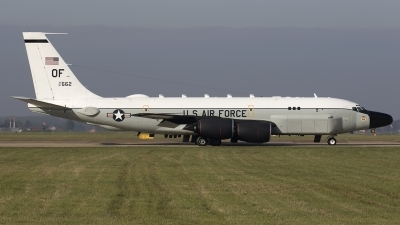 Photo ID 217717 by Chris Lofting. USA Air Force Boeing RC 135S Cobra Ball 717 148, 61 2662
