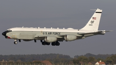 Photo ID 217719 by Chris Lofting. USA Air Force Boeing RC 135U Combat Sent 739 445B, 64 14849