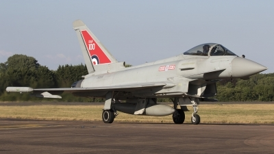 Photo ID 217729 by Chris Lofting. UK Air Force Eurofighter Typhoon FGR4, ZK318