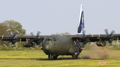 Photo ID 217732 by Chris Lofting. UK Air Force Lockheed Martin Hercules C4 C 130J 30 L 382, ZH866