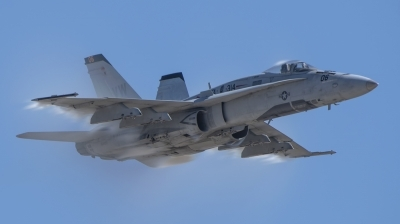 Photo ID 217709 by W.A.Kazior. USA Marines McDonnell Douglas F A 18A Hornet, 162433