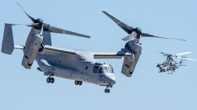 Photo ID 218147 by W.A.Kazior. USA Marines Bell Boeing MV 22B Osprey, 168668
