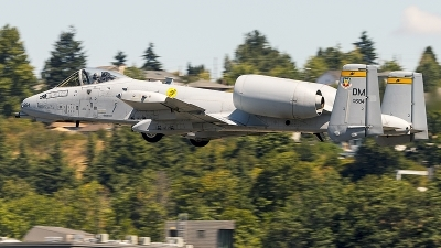 Photo ID 217739 by Aaron C. Rhodes. USA Air Force Fairchild A 10C Thunderbolt II, 78 0684
