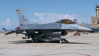 Photo ID 217725 by Henk Schuitemaker. USA Air Force General Dynamics F 16C Fighting Falcon, 86 0240