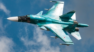 Photo ID 217863 by David Novák. Russia Air Force Sukhoi Su 34 Fullback,