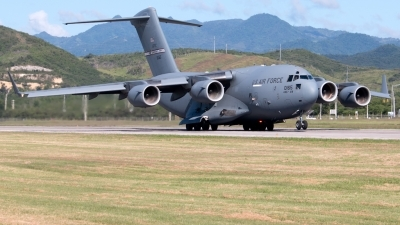 Photo ID 217775 by Hector Rivera - Puerto Rico Spotter. USA Air Force Boeing C 17A Globemaster III, 99 0165