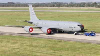 Photo ID 217840 by Milos Ruza. USA Air Force Boeing KC 135R Stratotanker 717 100, 63 7991