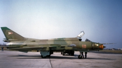Photo ID 217872 by Zafir Peter. Hungary Air Force Sukhoi Su 22M3, 10