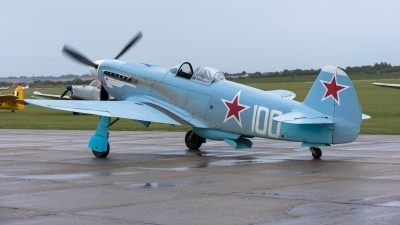 Photo ID 217849 by Hans Rödel. Private Private Yakovlev Yak 3UA, G CGXG
