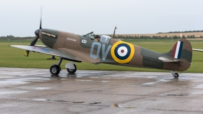 Photo ID 217850 by Hans Rödel. Private Imperial War Museum Supermarine 300 Spitfire Mk1A, G CFGJ