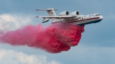 Photo ID 217852 by David Novák. Russia MChS Rossii Ministry for Emergency Situations Beriev Be 200ChS, RF 32768