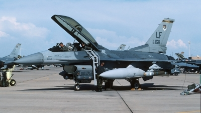 Photo ID 217857 by Henk Schuitemaker. USA Air Force General Dynamics F 16D Fighting Falcon, 88 0158