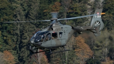 Photo ID 217891 by Luca Fahrni. Switzerland Air Force Eurocopter EC 635P2, T 354