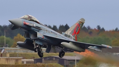 Photo ID 217885 by Frank Kloppenburg. Germany Air Force Eurofighter EF 2000 Typhoon S, 30 90