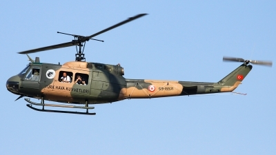 Photo ID 217928 by markus altmann. Turkey Air Force Bell UH 1H Iroquois 205, 69 15571