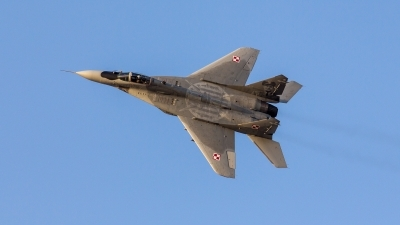Photo ID 217976 by Dimitrios Dimitrakopoulos. Poland Air Force Mikoyan Gurevich MiG 29A 9 12A, 54