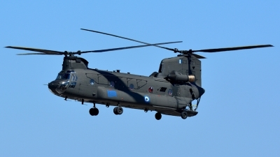 Photo ID 218004 by Vangelis Kontogeorgakos. Greece Army Boeing Vertol CH 47D Chinook, ES 922