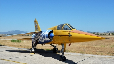 Photo ID 218005 by Vangelis Kontogeorgakos. Greece Air Force Dassault Mirage F1CG, 115