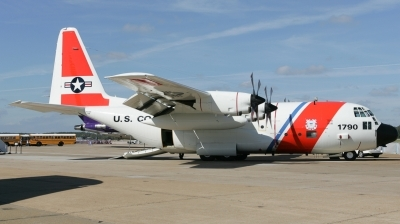 Photo ID 218069 by Andreas Zeitler - Flying-Wings. USA Coast Guard Lockheed HC 130H Hercules L 382, 1790
