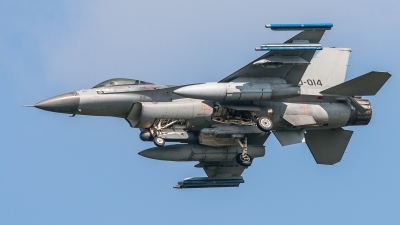 Photo ID 218044 by Sascha Gaida. Netherlands Air Force General Dynamics F 16AM Fighting Falcon, J 014