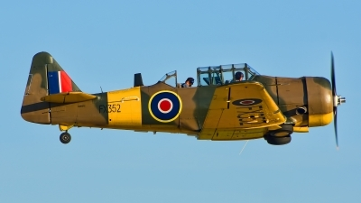 Photo ID 218055 by Radim Spalek. Private Classic Trainers North American AT 6C Texan, N696RE