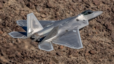 Photo ID 218071 by Rob Tabor. USA Air Force Lockheed Martin F 22A Raptor, 06 4111