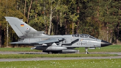 Photo ID 218081 by Dieter Linemann. Germany Navy Panavia Tornado IDS T, 43 45