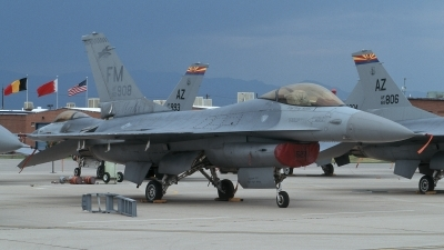 Photo ID 218157 by Henk Schuitemaker. USA Air Force General Dynamics F 16A Fighting Falcon, 82 0908