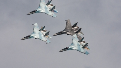 Photo ID 218167 by David Novák. Russia Air Force Sukhoi Su 35S,