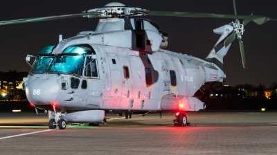 Photo ID 218175 by Kris Christiaens. UK Navy Agusta Westland Merlin HM1 Mk111, ZH843