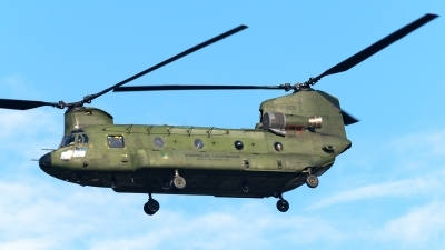 Photo ID 218197 by Varani Ennio. Netherlands Air Force Boeing Vertol CH 47D Chinook, D 665