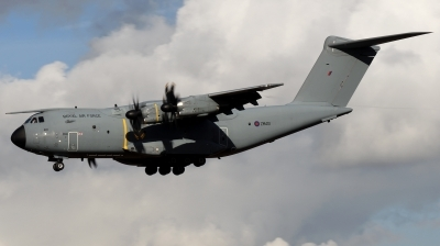 Photo ID 218212 by Hans-Werner Klein. UK Air Force Airbus Atlas C1 A400M, ZM401