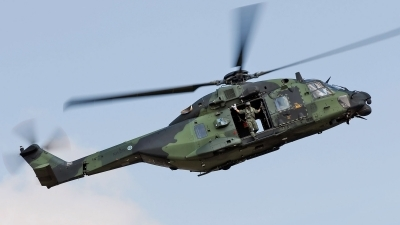 Photo ID 218229 by flyer1. Finland Army NHI Hkp14A NH 90TTH, NH 219