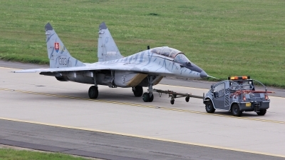 Photo ID 218306 by Milos Ruza. Slovakia Air Force Mikoyan Gurevich MiG 29UBS 9 51, 1303