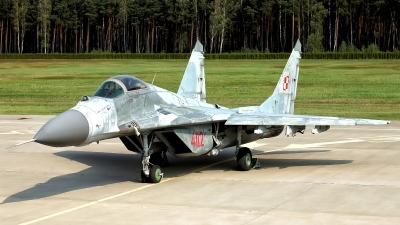 Photo ID 218273 by Wojtek Werpachowski. Poland Air Force Mikoyan Gurevich MiG 29A 9 12A, 4112