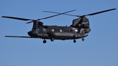 Photo ID 218278 by Gerald Howard. USA Army Boeing Vertol MH 47G Chinook, 08 03777