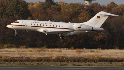 Photo ID 218303 by Thomas Leicht. Germany Air Force Bombardier BD 700 1A11 Global 5000, 14 01