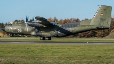 Photo ID 218295 by Sven Neumann. Germany Air Force Transport Allianz C 160D, 50 55
